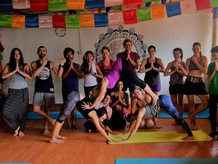 Nepal Yoga Home Advanced Yoga Teacher Training Course 2
