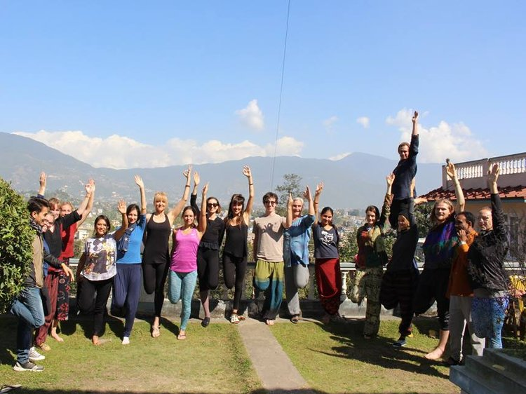 Nepal Yoga Home Advanced Yoga Teacher Training Course 3