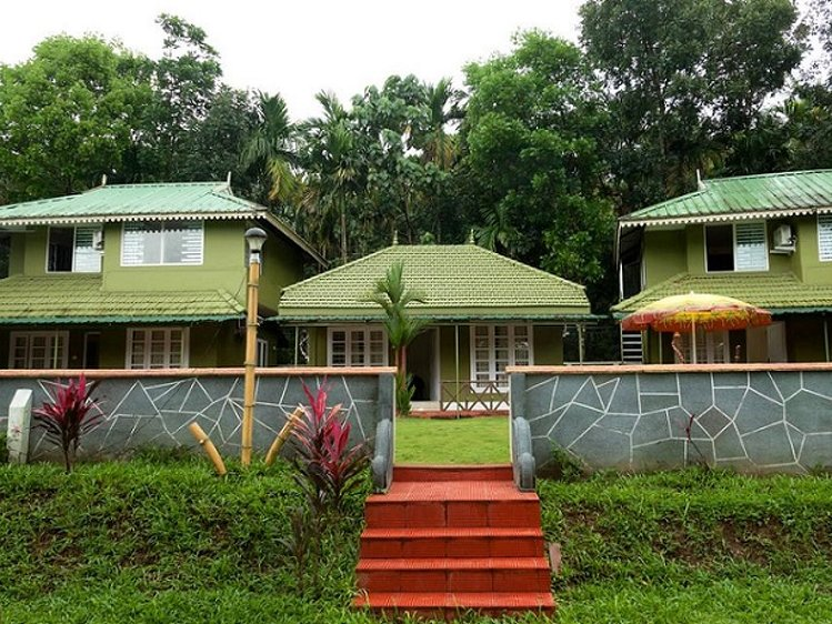 Elephant Pass Ayurveda & Yoga Retreat  Ernakulam India 1