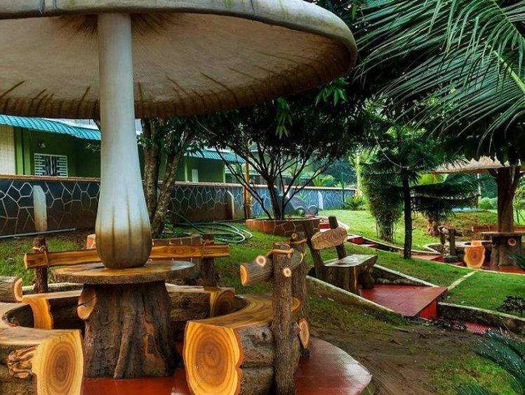 Elephant Pass Ayurveda & Yoga Retreat Ernakulam India 5
