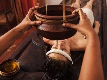 Elephant Pass Ayurveda & Yoga Retreat  21 Nights / 22Days Ayurvedic Retreat Package