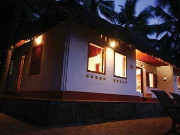 Karikkathi Beach House Trivandrum India