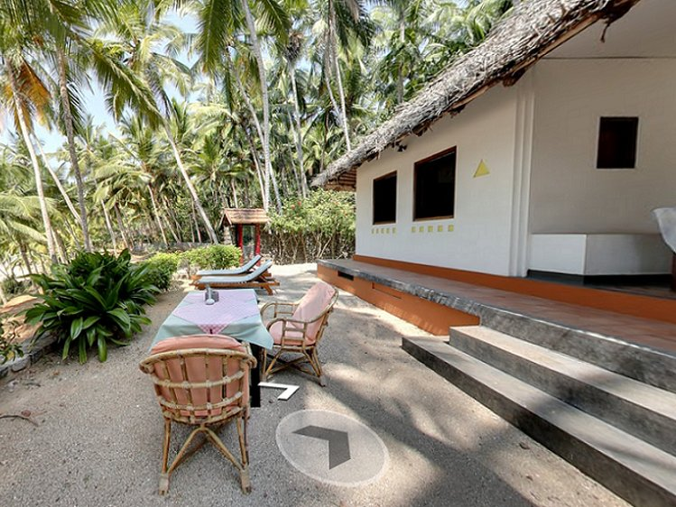 Karikkathi Beach House Trivandrum India 8