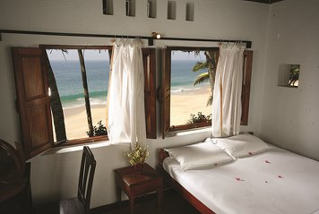 Karikkathi Beach House Panchakarma & Detoxification Program Surya Samudra Room