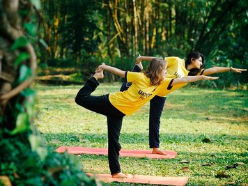 Santhi Yoga International Teachers Training and  Research Hosana Mount Advanced 300 Hours International Yoga Teachers Training  Course