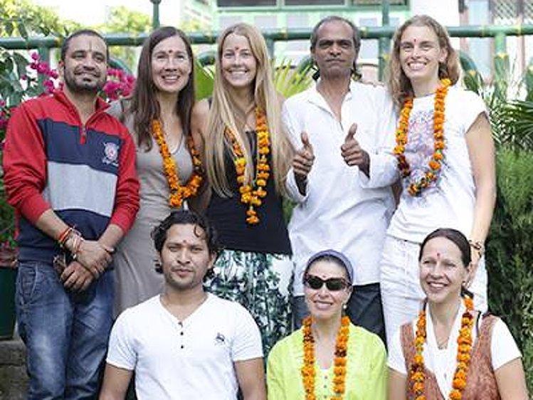 Kaivalya Yoga School Dharamshala Dharamshala India 2