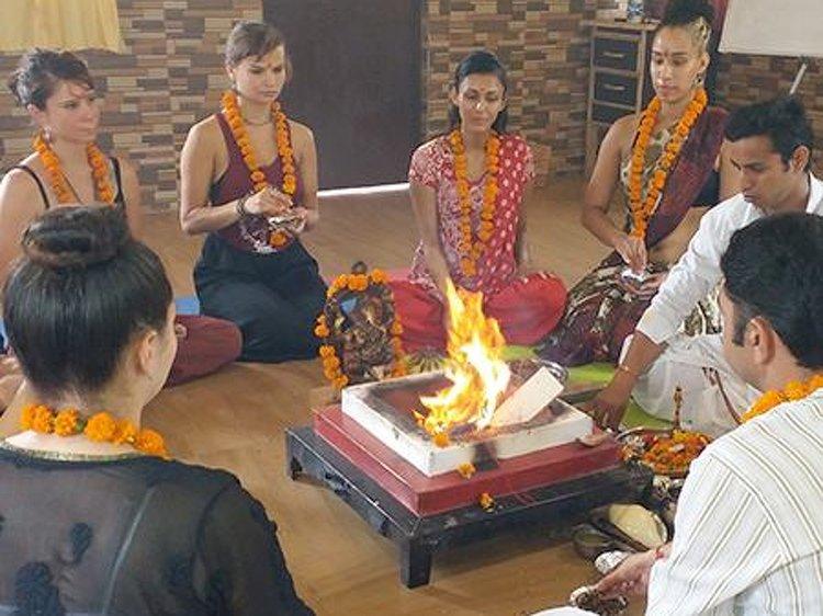 Kaivalya Yoga School Dharamshala Dharamshala India 4
