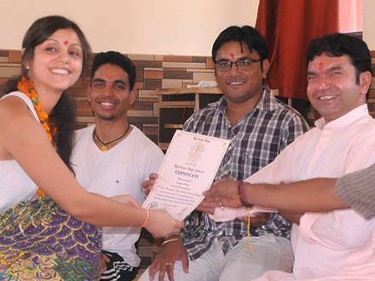 Kaivalya Yoga School Dharamshala Dharamshala India 3