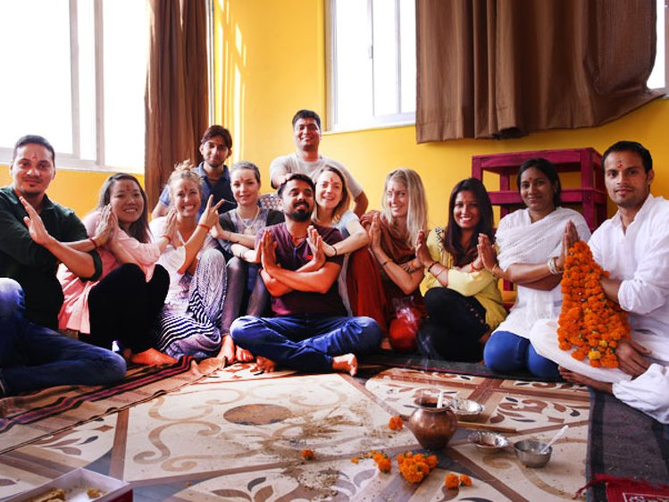 Arogya Yoga School  Rishikesh India 5