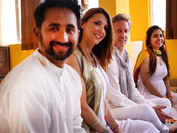 Arogya Yoga School  Rishikesh India 8