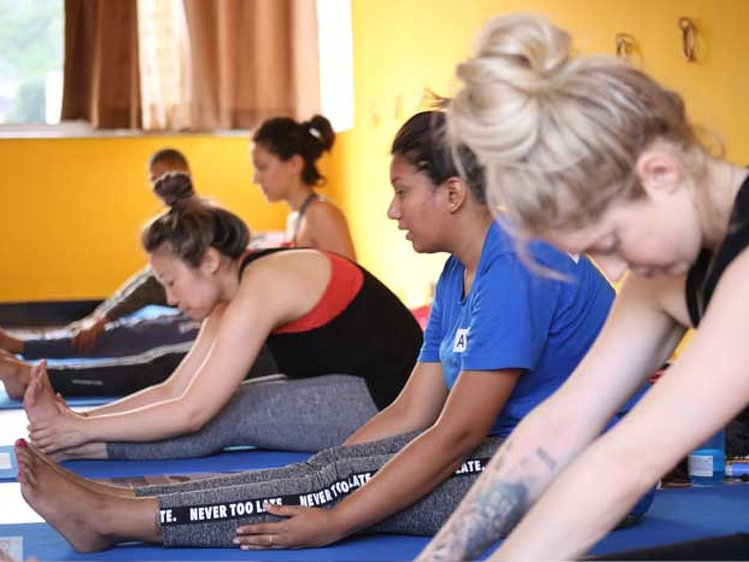 Arogya Yoga School  Rishikesh India 10