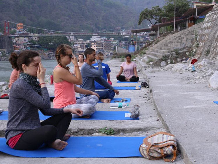 Arogya Yoga School  Rishikesh India 13