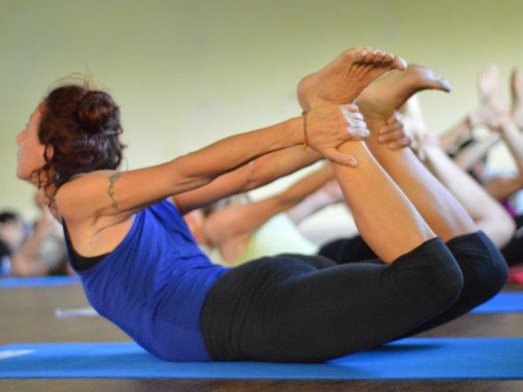 Arogya Yoga School 200 Hour Yoga Teacher Training in Rishikesh India 1