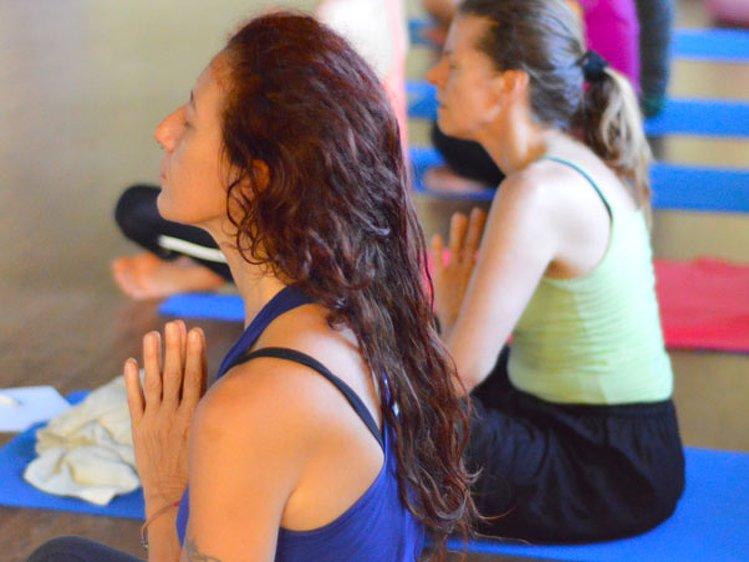 Arogya Yoga School 200 Hour Yoga Teacher Training in Rishikesh India 2