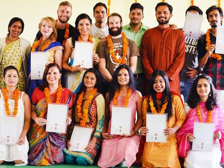 Arogya Yoga School 200 Hour Yoga Teacher Training in Rishikesh India 3