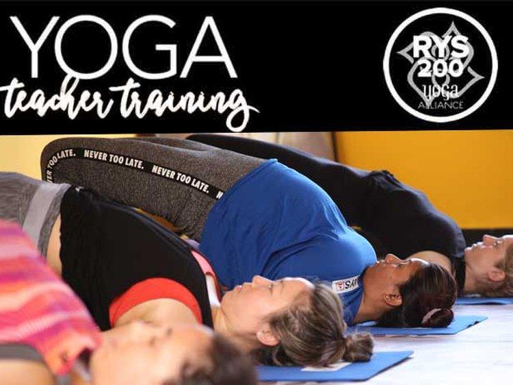 Arogya Yoga School 200 Hour Yoga Teacher Training in Rishikesh India 7