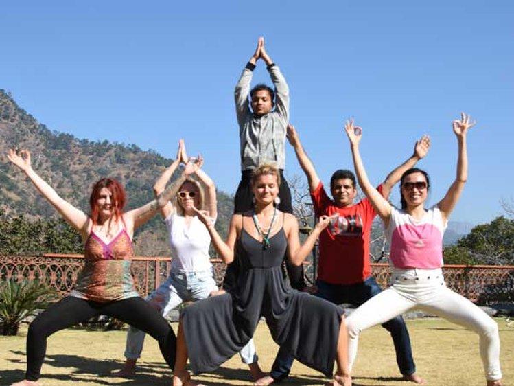 Arogya Yoga School 500 Hour Yoga Teacher Training Course 2