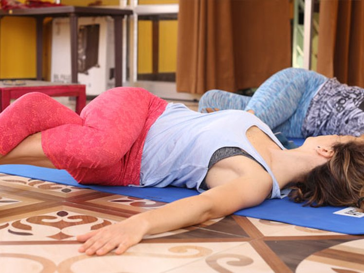 Arogya Yoga School 200 Hour Holistic Yoga (Therapy Based) Teacher Training 2