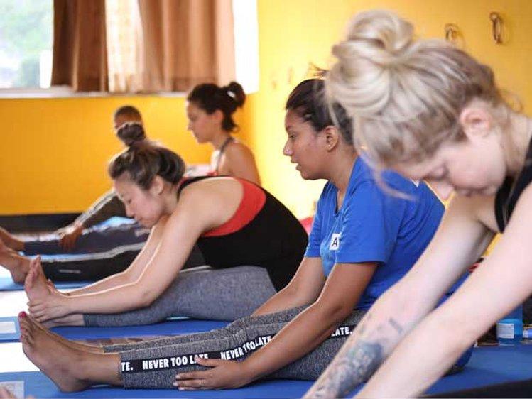 Arogya Yoga School 200 Hour Holistic Yoga (Therapy Based) Teacher Training 1