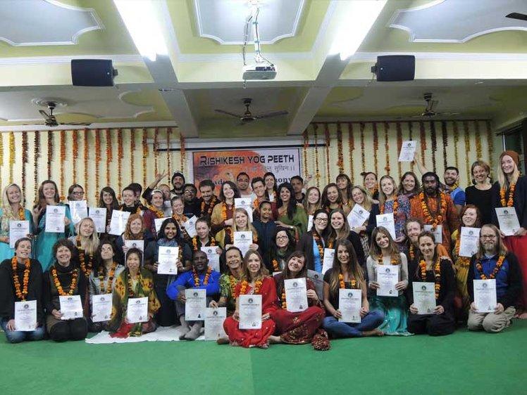 RISHIKESH YOGPEETH Rishikesh India 5