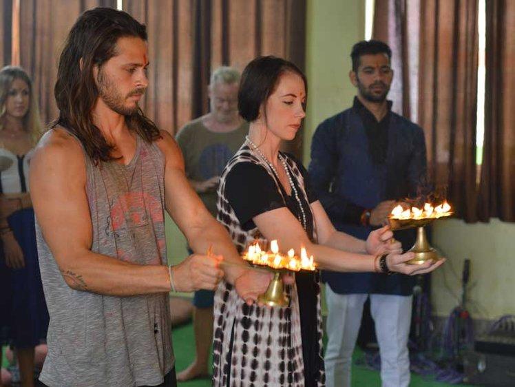 RISHIKESH YOGPEETH Rishikesh India 8