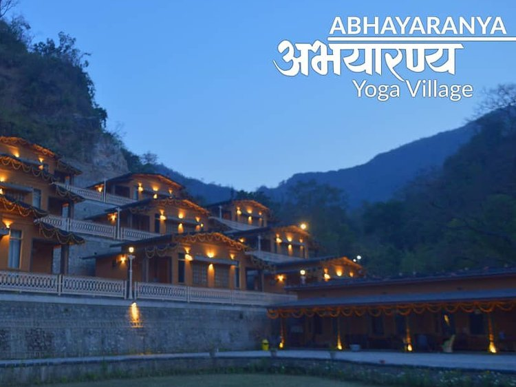 RISHIKESH YOGPEETH Rishikesh India 12