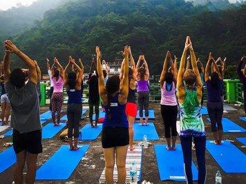 RISHIKESH YOGPEETH 200 Hour Yoga Teacher Training At  Vithal Ashram