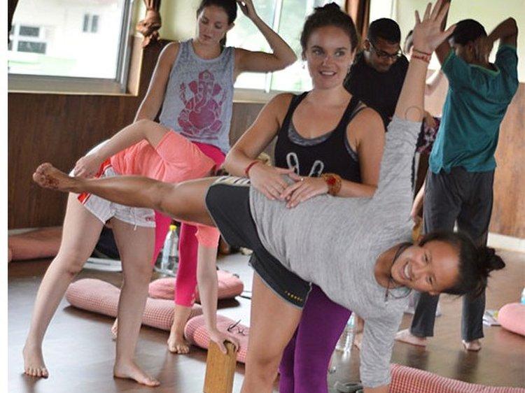 RISHIKESH YOGPEETH 300 Hour Yoga Teacher Training in Rishikesh 1