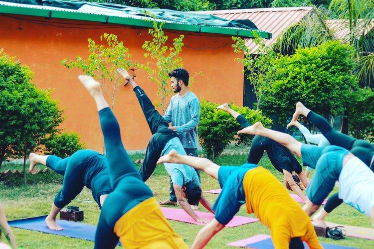 Himalayan Yoga Association Rishikesh India 2