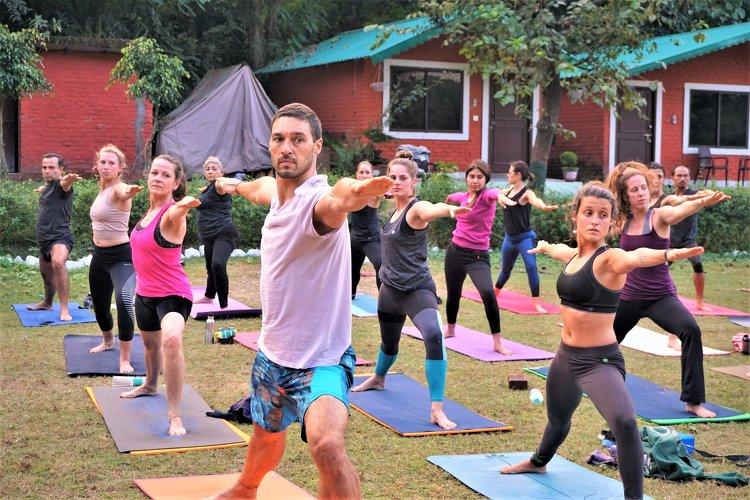 Himalayan Yoga Association Rishikesh India 3