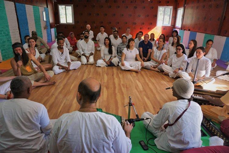 Himalayan Yoga Association Rishikesh India 6