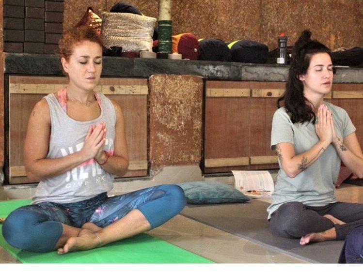 Himalayan Yoga Association 200 Hour Vinyasa Flow Yoga Teacher Training 1