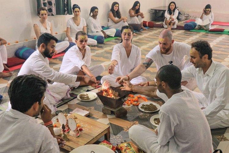Himalayan Yoga Association 200 Hour Yoga Teacher Training 2