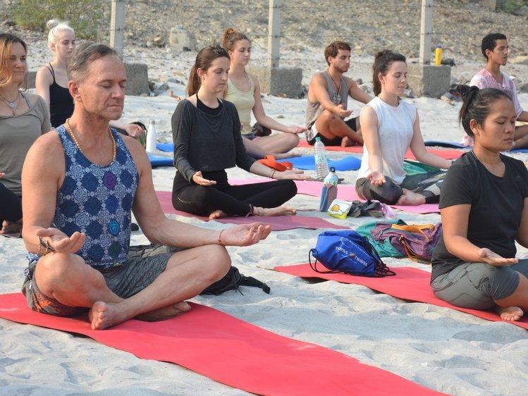 Himalayan Yoga Association 300 Hrs Yoga Teacher Training 1