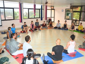 Himalayan Yoga Association Yoga Teacher Training