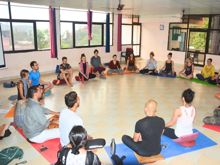 Himalayan Yoga Association 500 Hrs Yoga Teacher Training 1