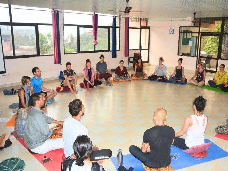 Himalayan Yoga Association Magical Yoga Retreat in Himalayas 2