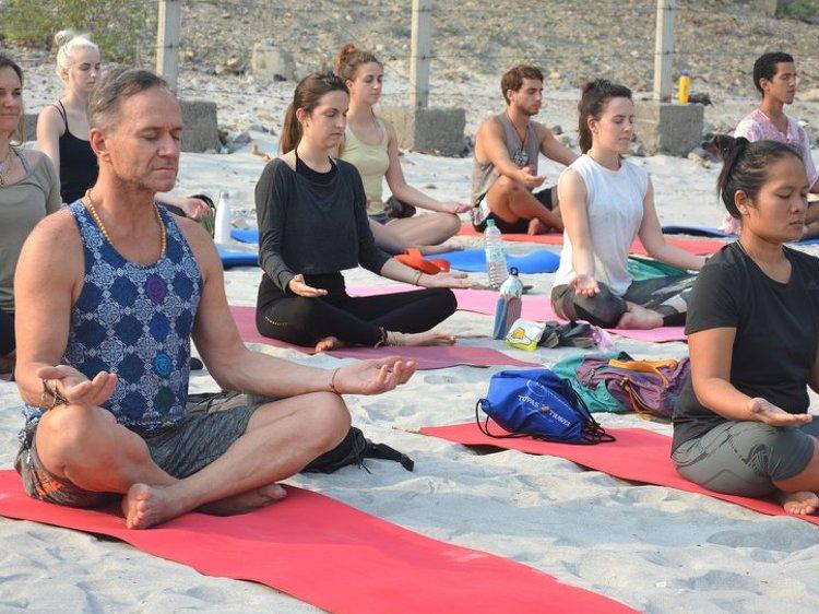 Himalayan Yoga Association Magical Yoga Retreat in Himalayas 1