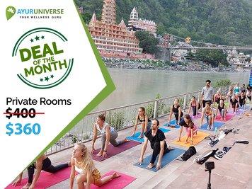 Himalayan Yoga Association Magical Yoga Retreat in Himalayas