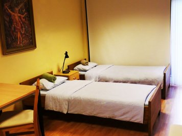 Himalayan Yoga Association Shared Rooms