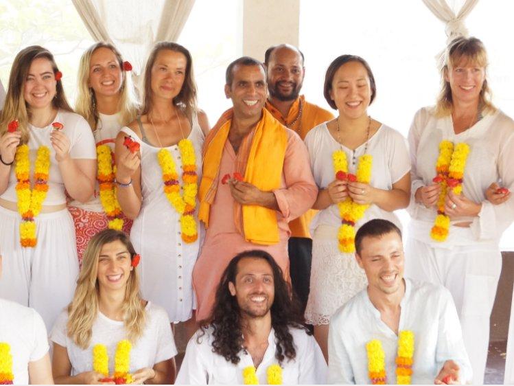 Vishuddhi Yoga 100 HOUR YOGA TEACHER TRAINING 1