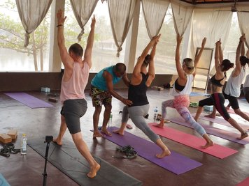 Vishuddhi Yoga 300 HOUR YOGA TEACHER TRAINING