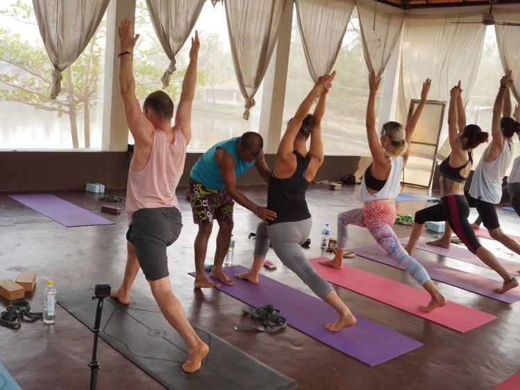 Vishuddhi Yoga 300 HOUR YOGA TEACHER TRAINING 1