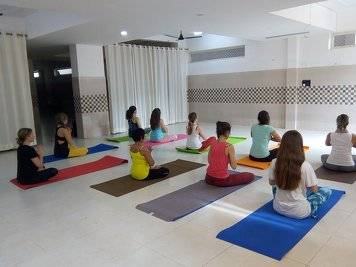 Rishikesh Yog Math Yoga Teacher Training