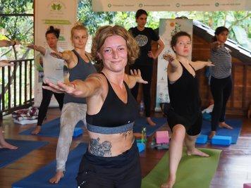 Yoga Vidya Mandiram Thailand Chiangmai Thailand