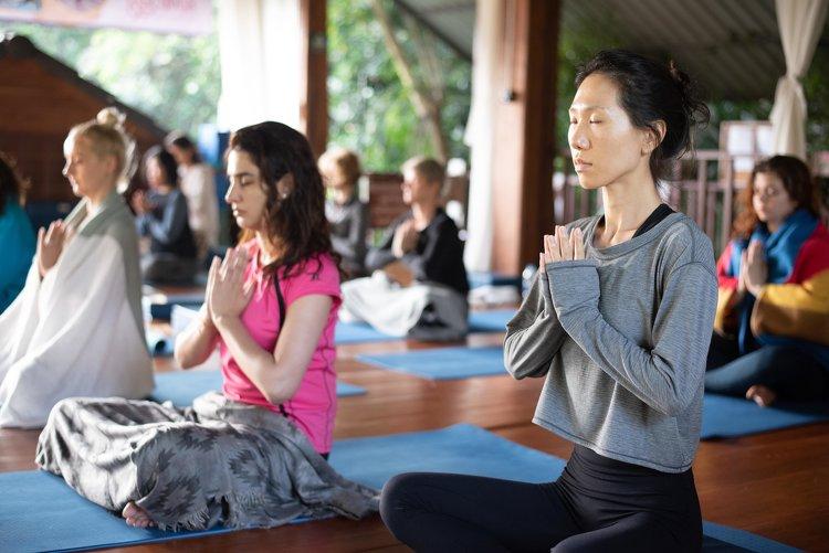 Yoga Vidya Mandiram Thailand Chiangmai Thailand 2