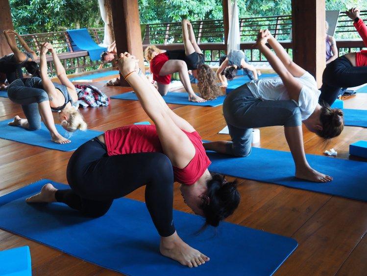 Yoga Vidya Mandiram Thailand Chiangmai Thailand 3