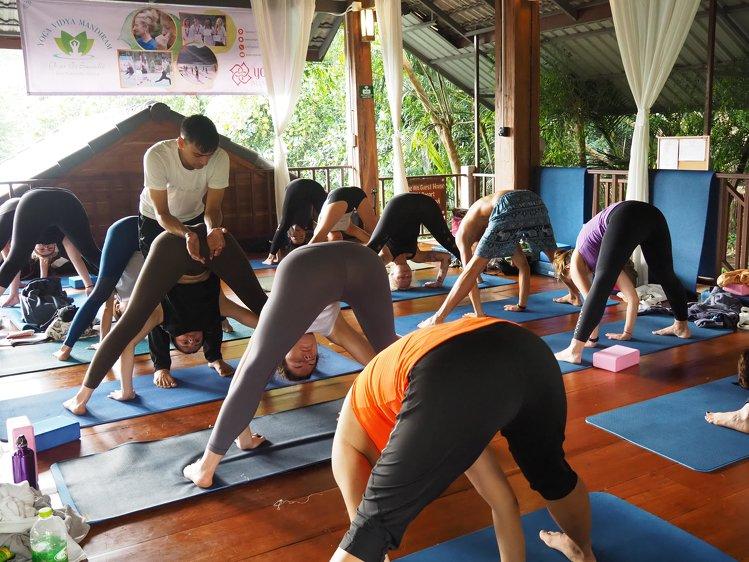 Yoga Vidya Mandiram Thailand Chiangmai Thailand 6