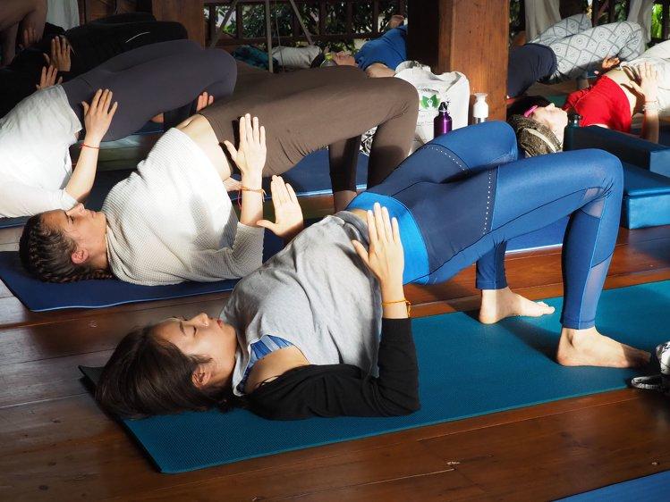 Yoga Vidya Mandiram Thailand Chiangmai Thailand 8
