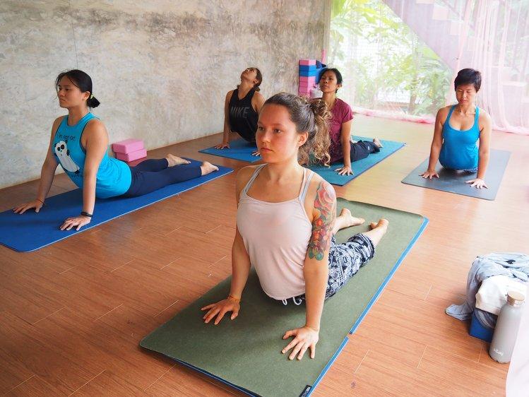 Yoga Vidya Mandiram Thailand Chiangmai Thailand 9